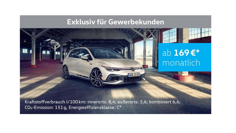 Poduzetnici, budite brzi i iskoristite ovu top ponudu VW-a: GOLF GTI 'Clubsport'