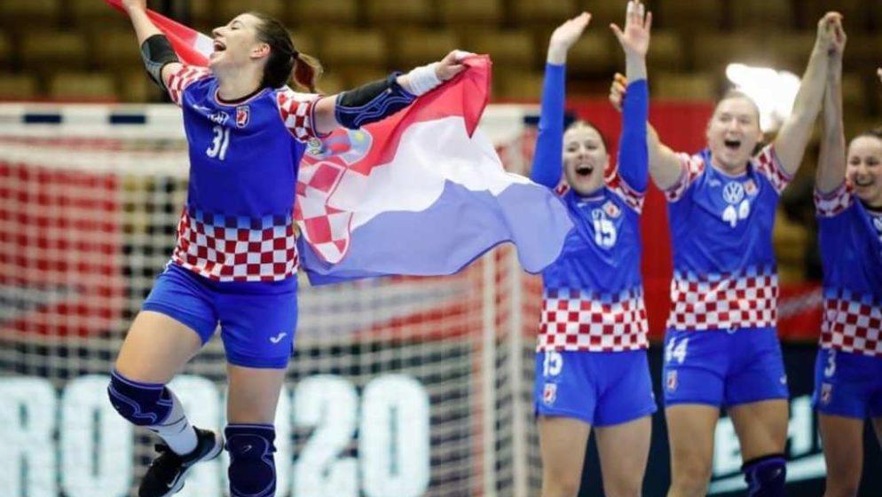 ČESTITAMO! Hrvatska ženska rukometna reprezentacija osvojila broncu zlatnog sjaja