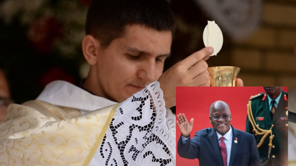 FRA IVICA JANJIĆ IZ BEČA: 'Ugledajmo se na Tanzaniju, gdje je Bog uslišao molitvu naroda i zaustavio koronu'