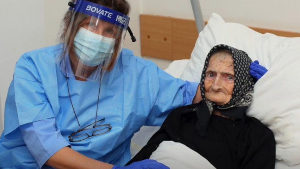 Baka Margareta ima 99 godina, preživjela je dva rata, a sada i koronu!