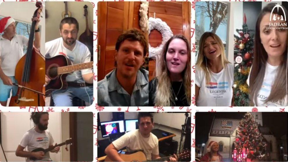 Koncert koji morate poslušati! Hrvati iz Argentine, Njemačke i domovine pjevaju najljepše božićne pjesme