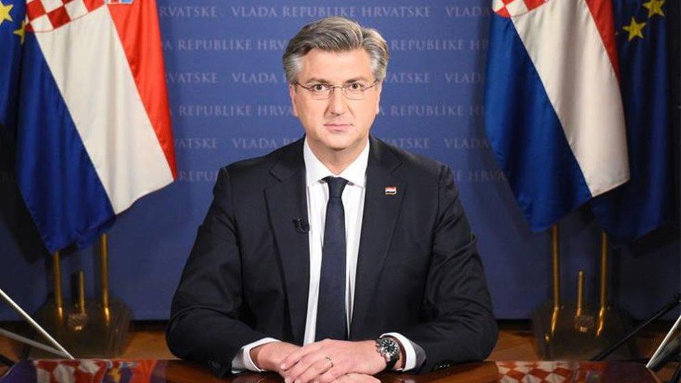 Hrvatski premijer održao sjednicu Vlade pa doznao da ima koronu!