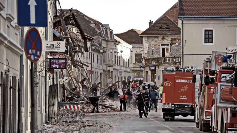 Besplatna struja, grijanje i RTV pretplata za nastradale u potresu