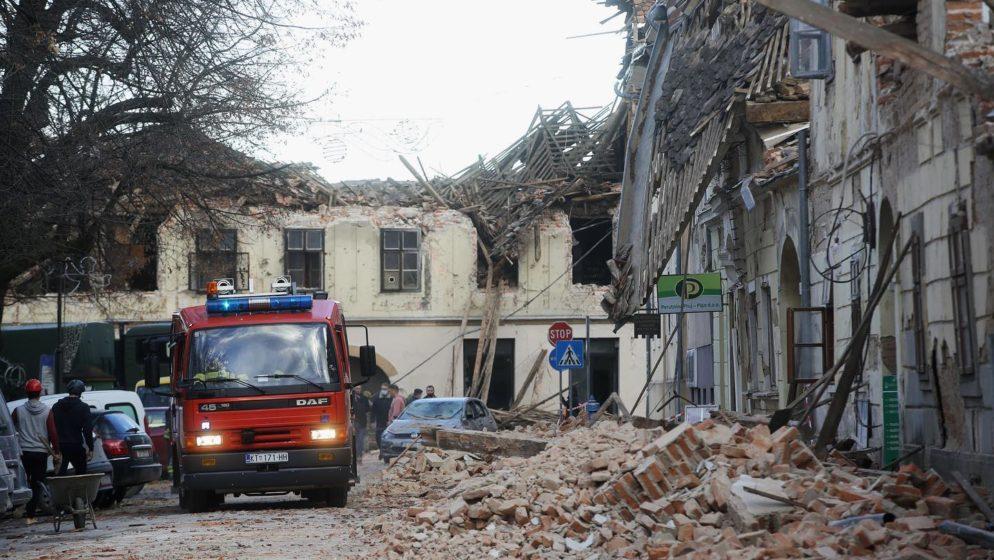 Nadbiskupija München-Freising darovala 50 tisuća eura za pomoć žrtvama potresa u Hrvatskoj