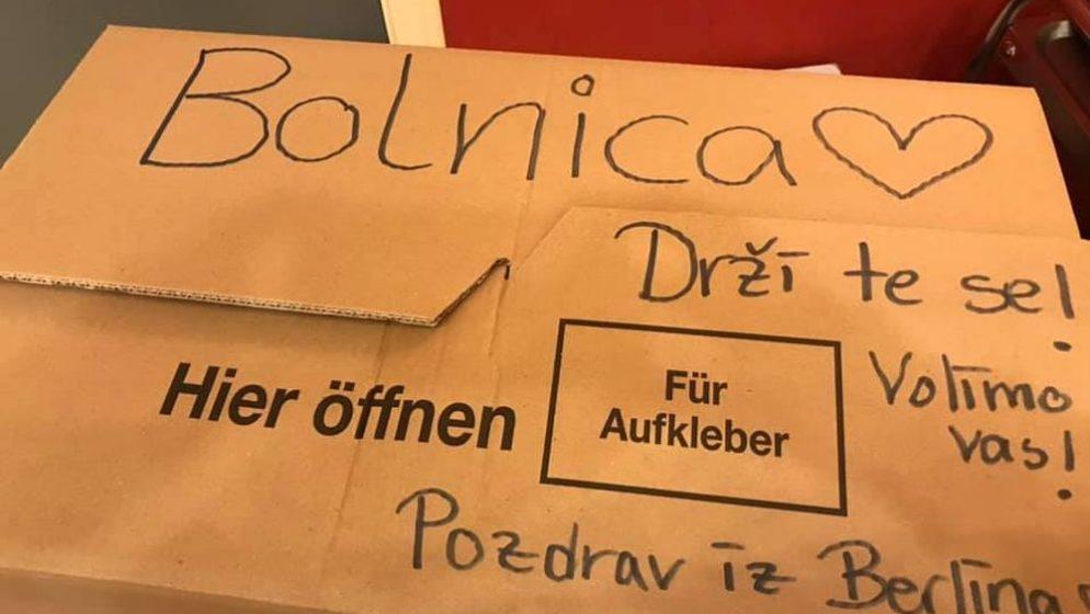 Hrvatska katolička misija u Berlinu za stradale u potresu na Banovini prikupila pola milijuna eura!