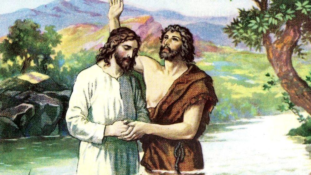 BLAGDAN JE ISUSOVA KRŠTENJA! Završava božićno vrijeme u Katoličkoj crkvi