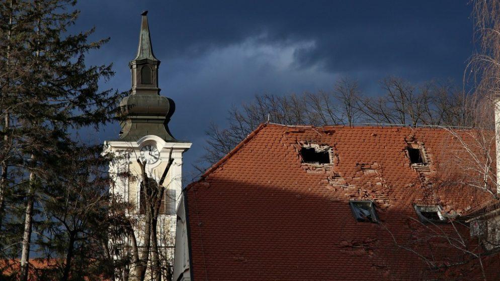 Potres snage 5,3 zatresao Petrinju i središnju Hrvatsku