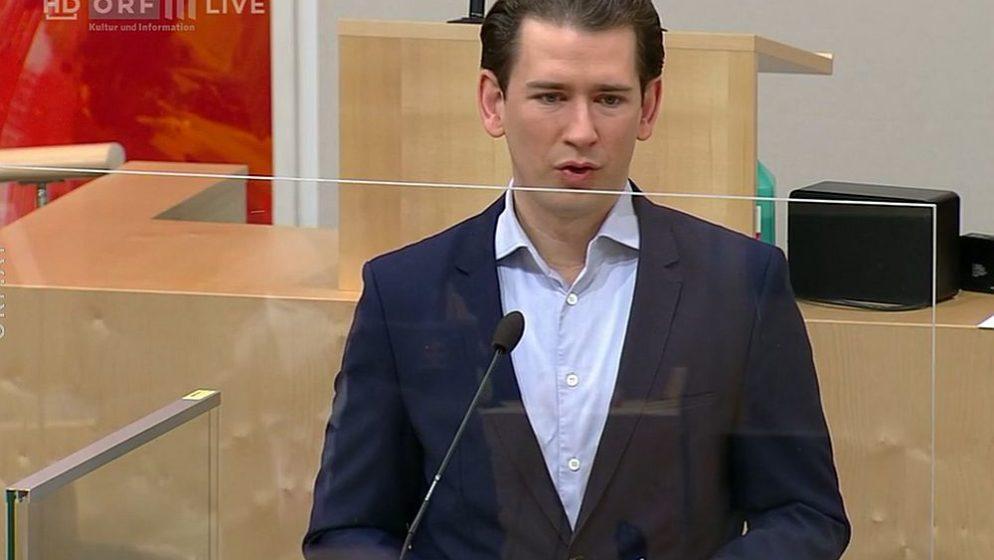 Austrijski političari cijepili se preko reda, Kurz bijesan