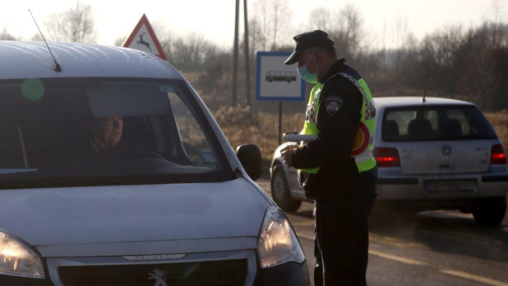Policija zbog silnih upita pojasnila koji su uvjeti za prijelaz granice