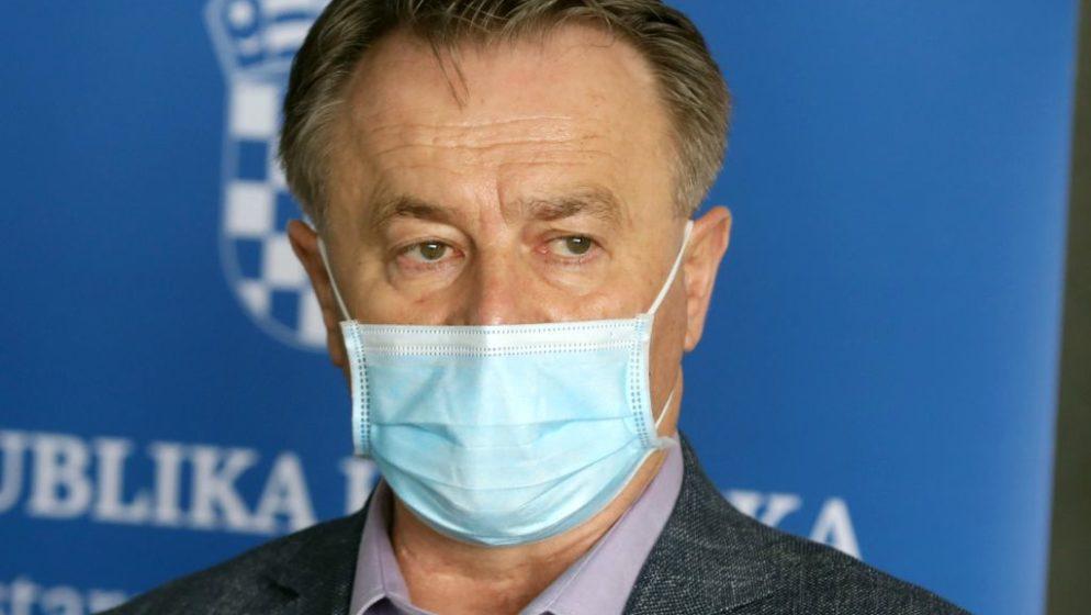 Ivo Žinić podnio ostavku na mjesto predsjednika Županijske organizacije HDZ-a