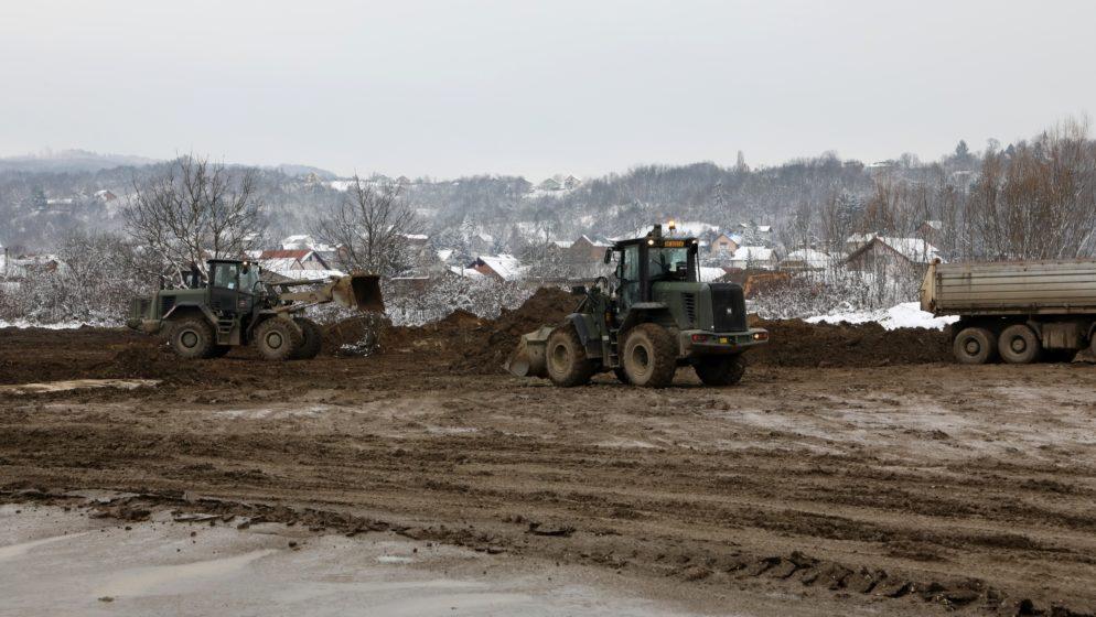 Kontejnersko naselje u Petrinji očekuje prve stanovnike idućega tjedna