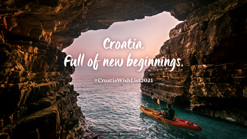 HTZ pokrenuo novu kampanju 'Croatia Full of New Beginnings' na 15 tržišta
