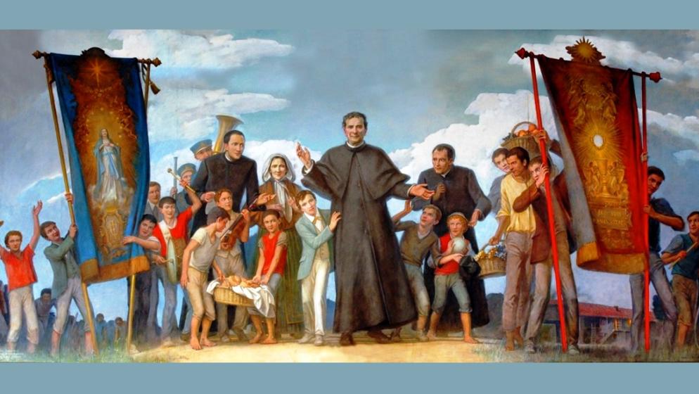 Slavimo don Ivana Bosca, sveca posebno omiljenog među mladima
