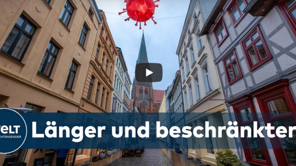 (VIDEO) Njemačka produljuje stroge mjere zatvaranja do kraja siječnja i uvodi nove