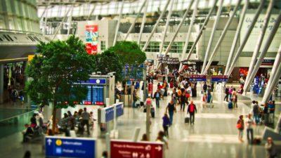 Njemačka pojačala kontrolu putnika iz visokorizičnih zemalja