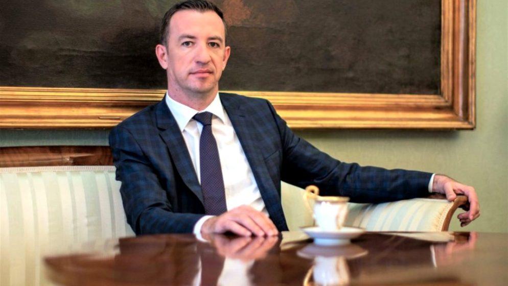 Prisegnuo HDZ-ov zastupnik Nikola Mažar nakon ostavke Darka Puljašića
