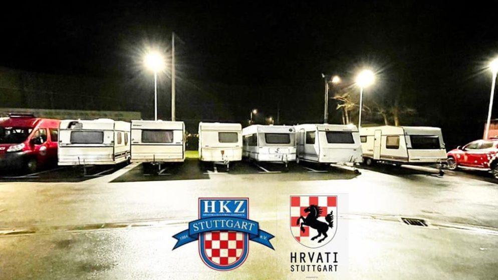 Hrvati iz Stuttgarta skupili više od 20 tisuća eura i kupili 6 kamp kućica za stradale u potresu