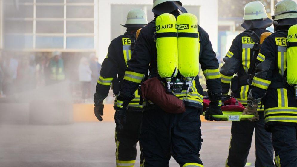 Vatrogasci iz Njemačke ne prestaju pomagati potresom pogođenom području u Hrvatskoj!
