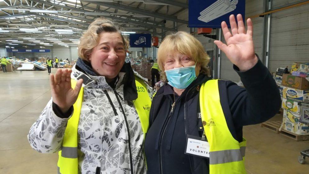 Volonteri iz Siska i Petrinje: Uvijek smo s onima kojima je potrebna pomoć