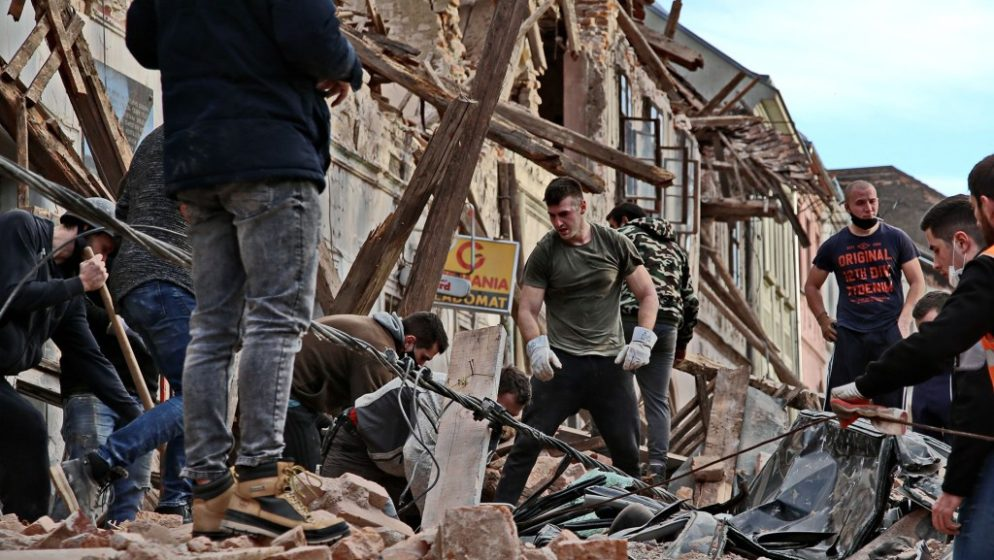 Luksemburški Hrvati pomažu glinskom i petrinjskom kraju te sisačkoj bolnici