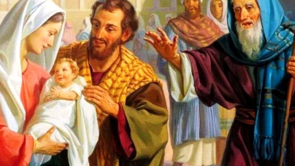 Slavimo blagdan Isusovog prikazanja u hramu, Svijećnicu ili Kalandoru