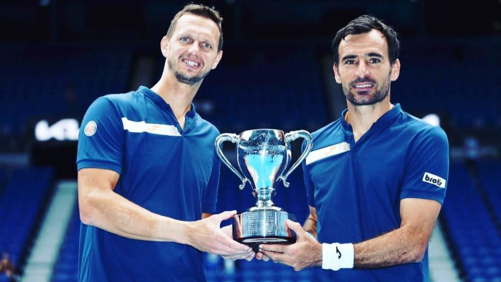 IVAN DODIG i FILIP POLAŠEK pobjednici Australian Opena u parovima