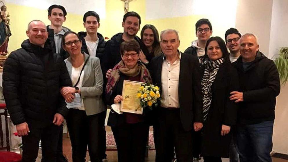 BRAČNI PAROVI DUKIĆ I BOŠČIĆ u Njemačkoj proslavili 50. godišnjicu braka! Čestitamo