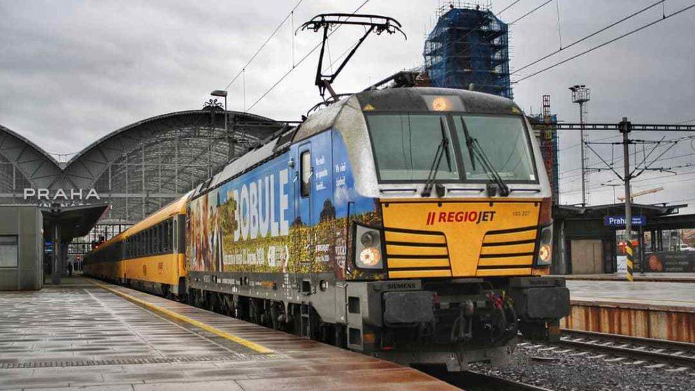 Vlakom iz Češke za Hrvatsku – počela prodaja karata