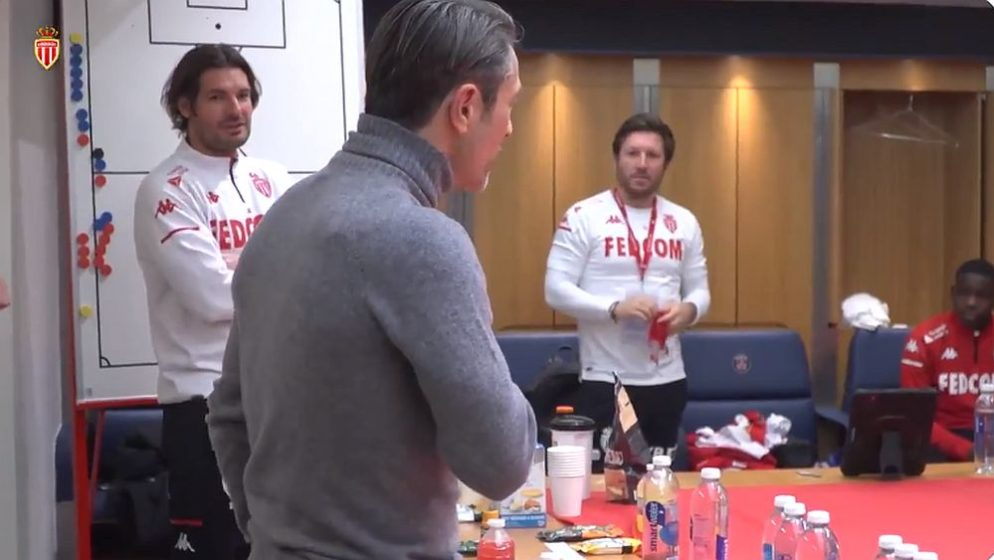 (VIDEO) Niko Kovač izveo senzaciju u Parizu pa počastio igrače – pogledajte reakciju iz svlačionice