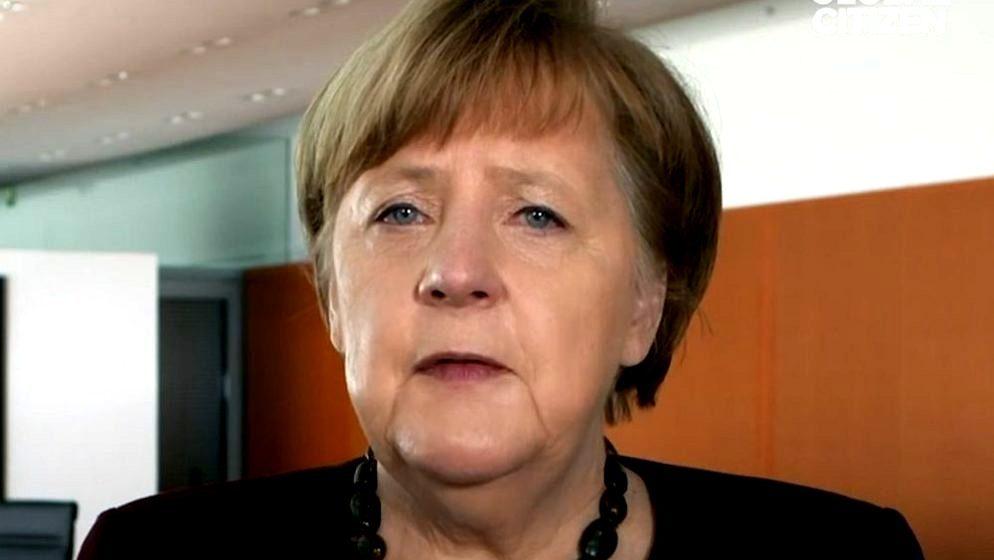 Na zatvorenom sastanku Merkel upozorila da je zemlja već u 'trećem valu'