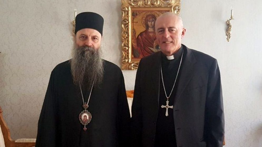 Mitropolit zagrebačko-ljubljanski Porfirije izabran za 46. poglavara Srpske pravoslavne crkve
