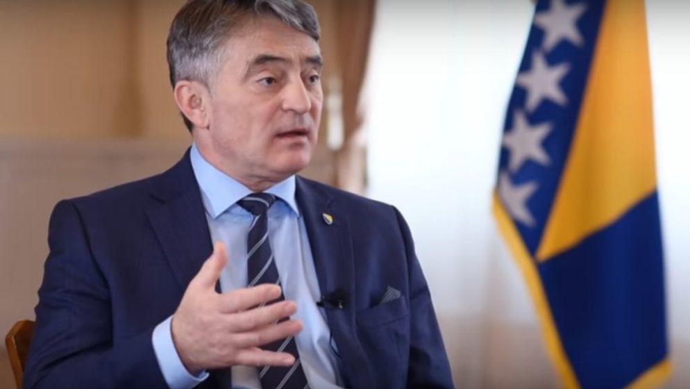 Komšić: Ako Čović misli da su Hrvati ugroženi, neka se žali u Strasbourgu