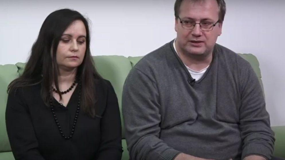 (VIDEO) Svjedočanstvo o gubitku djeteta: 'Mi smo odlučili pustiti sve Gospodinu'
