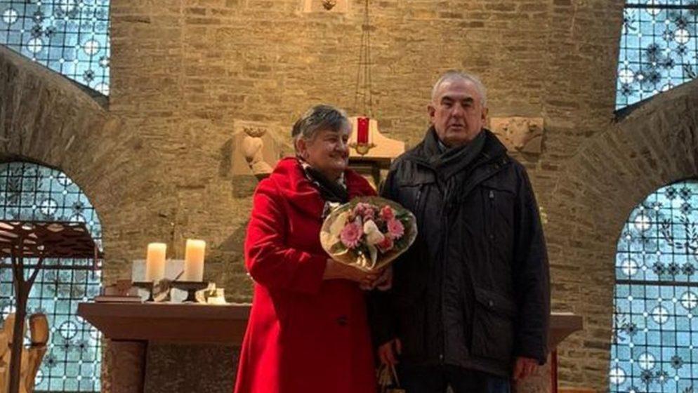 Dana i Bože Vukoja u Njemačkoj proslavili 50 godina braka! Čestitamo