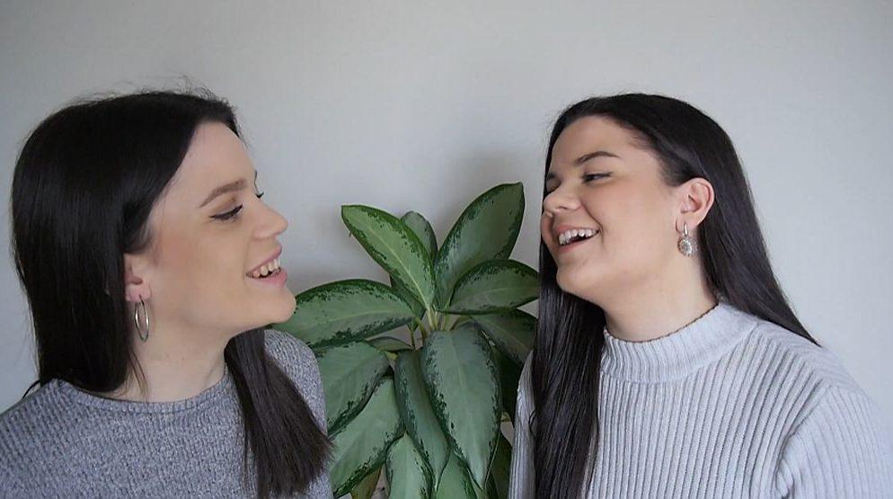 (VIDEO) Sestre Lea i Iva iz benda 'Adoramus te' HKM-a Dublin oduševit će vas obradom predivne pjesme