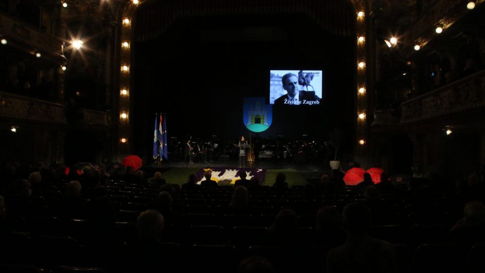 (FOTOGALERIJA) Ovako je izgledala komemoracija za Milana Bandića
