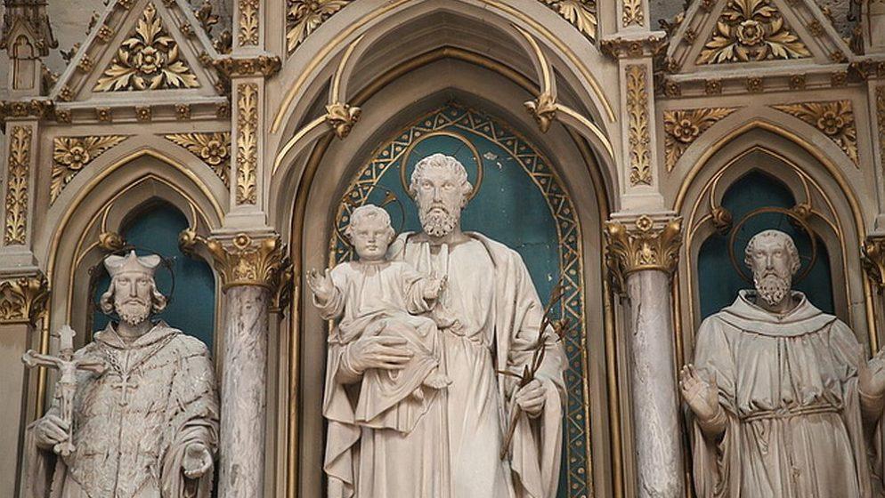 (VIDEO) Zanimljivosti o oltaru sv. Josipa u zagrebačkoj Katedrali