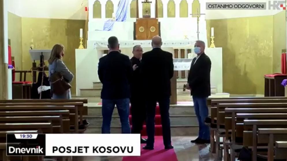 DRŽAVNI TAJNIK ZVONKO MILAS: 'Ponovno ću posjetiti i Janjevo i Letnicu i zauzeti se za rješavanje problema mladih ljudi'