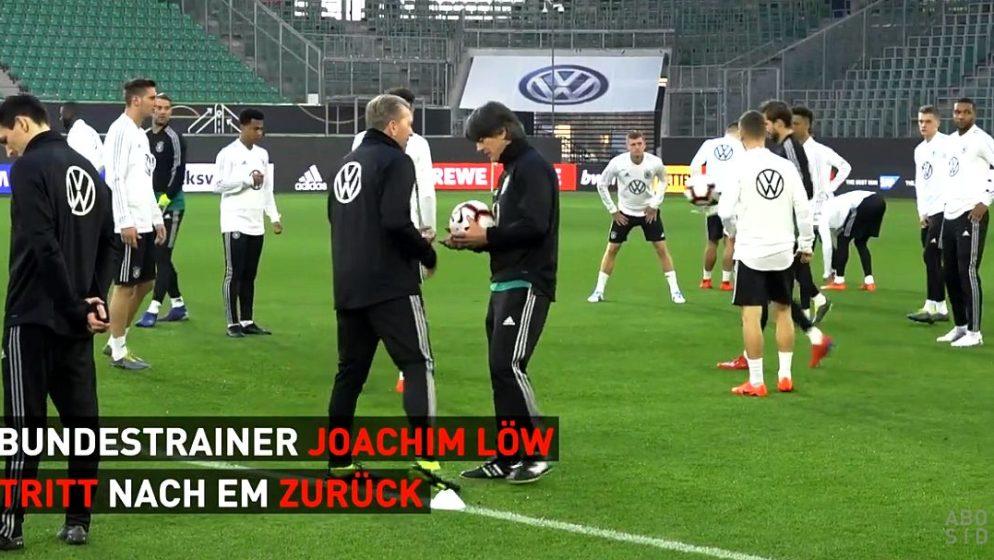 FUßBALL-BUNDESTRAINER Jogi Löw prestaje biti njemački izbornik nakon Eura