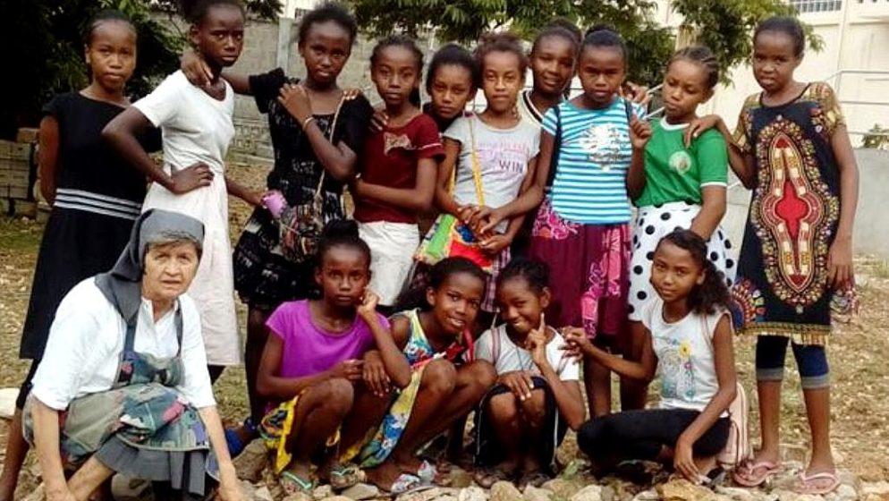 Sestra Marica Jelić misionarka na Madagaskaru: O 'koroni' ovdje nema puno priče, imamo važnijih stvari!