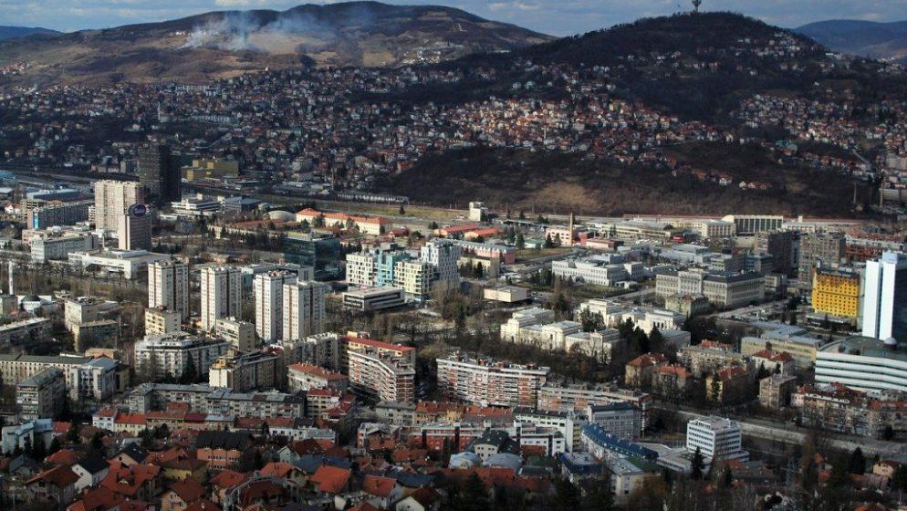 U Sarajevu sljedećeg vikenda potpuno 'zaključavanje' zbog širenja zaraze