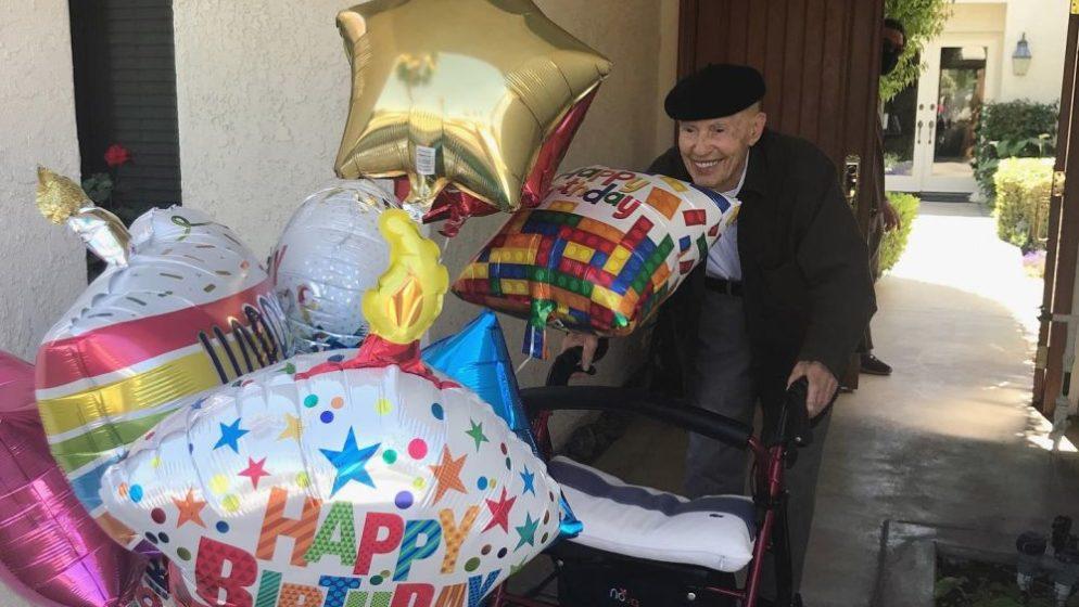 (FOTO) Najpoznatiji američki vinar Mike Grgich proslavio 98. rođendan