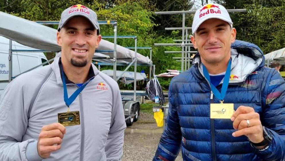 Braća Martin i Valent Sinković osvojili  zlatno odličje na Europskom veslačkom prvenstvu! Čestitamo