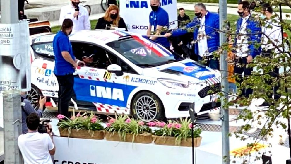 Startao Croatia Rally – najveći automobilistički događaj u Hrvatskoj ikad
