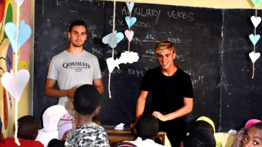Mladi Hrvat, volonter u Tanzaniji, skupio novce za gradnju nove škole!
