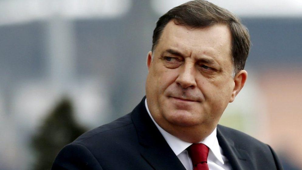 Milorad Dodik: Raspad BiH je neizbježan i za to ću se zalagati
