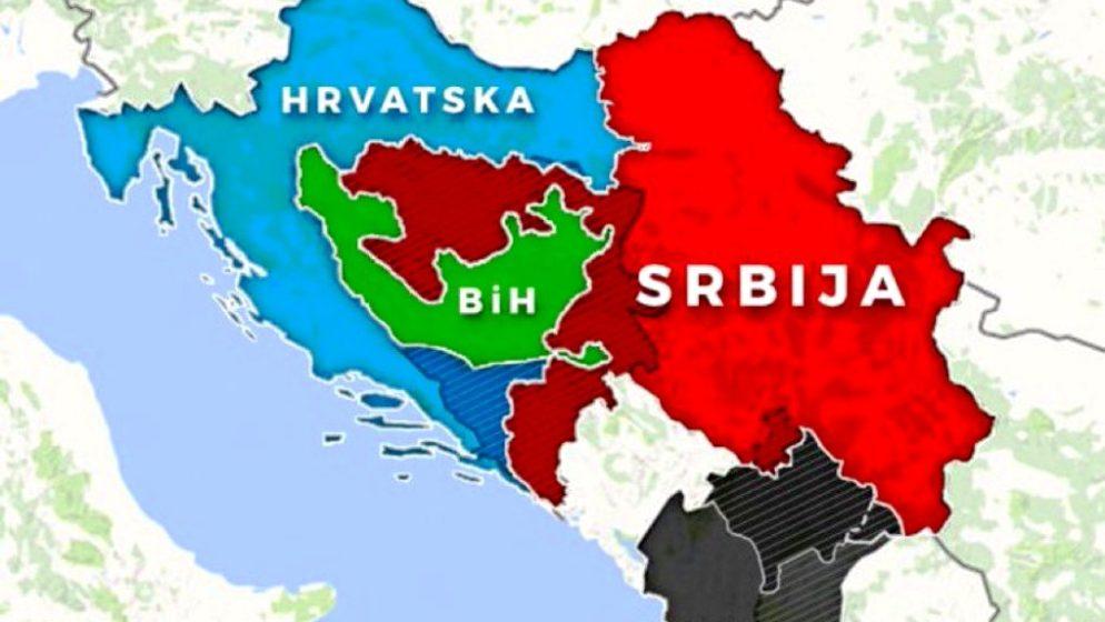 Taj navodni non-paper o mijenjanju granica na Balkanu je 'veliko sra…'