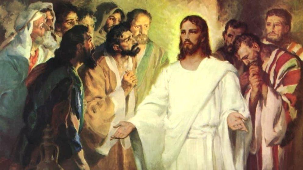 Trebalo je da Krist sve to pretrpi i treći dan uskrsne od mrtvih