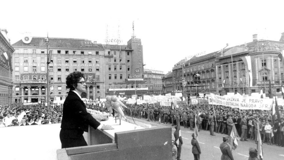 'HRVATSKO PROLJEĆE' i nakon 50 godina utkano u temelje hrvatske državnosti