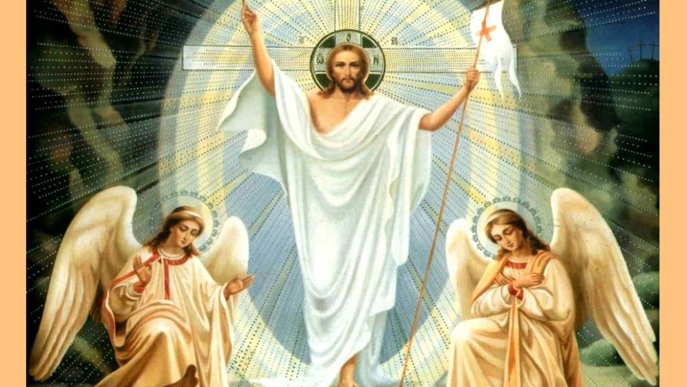 Uskrsna radost neka nam svima bude nada, snaga i smisao! U trošenju svoje energije ne zaboravimo na Boga i vječnost